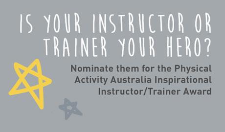 Inspirational Trainer