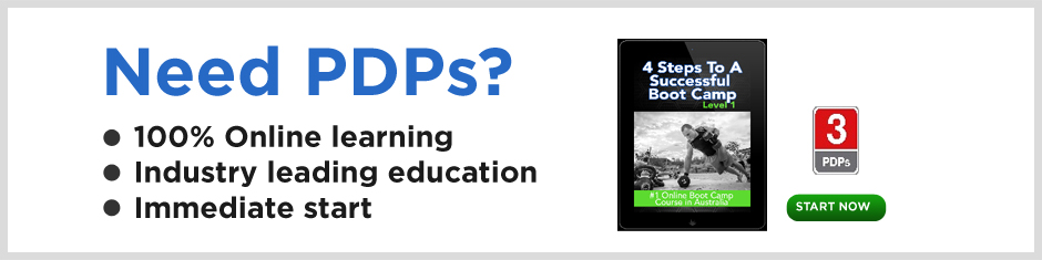 PAA Banner - Fitness Education Online
