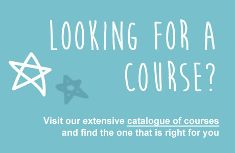 Looking for a course?