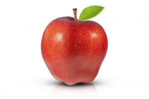 Red apple small